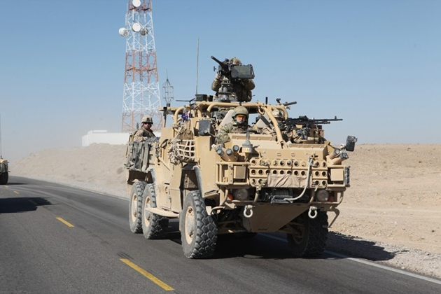 Supacat selected for ADF special ops vehicle
