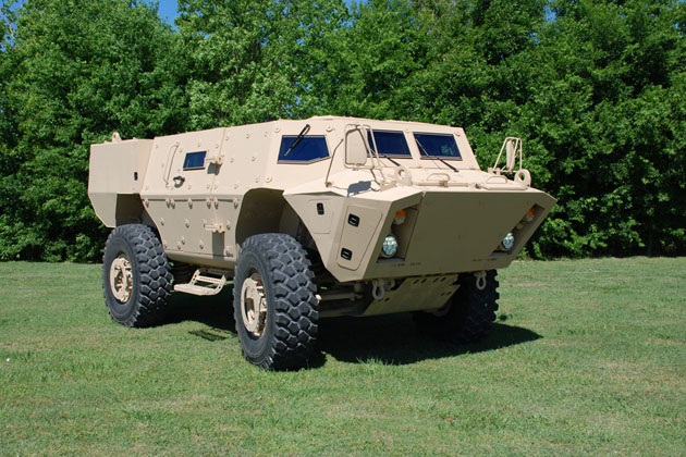Rheinmetall signs Canadian TAPV contract