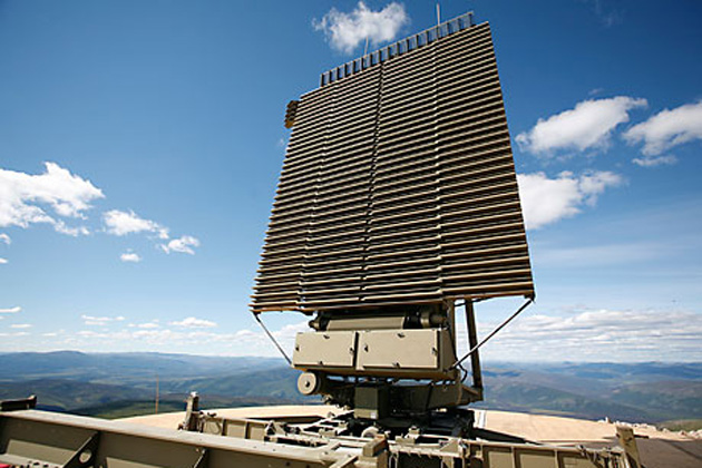 Thai Air Force activates TPS-77 long range radar