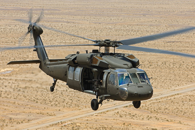 Qatar requests Black Hawk FMS deal