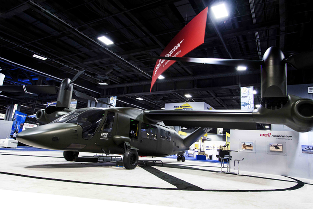 Bell Presenta su Aeronave de Rotor Basculante V-280 Valor de Tercera Generación V-280_Valor_cropped