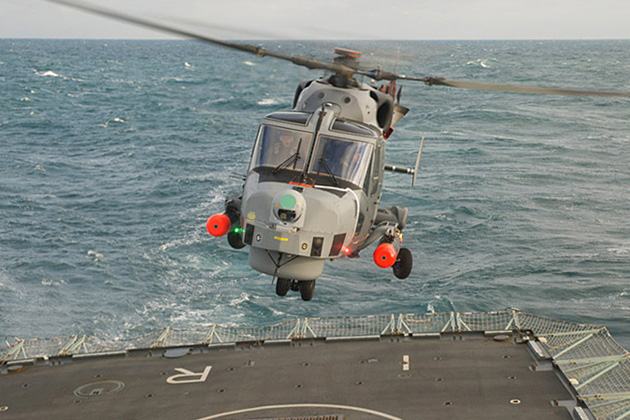 Wildcat completes shipboard trials
