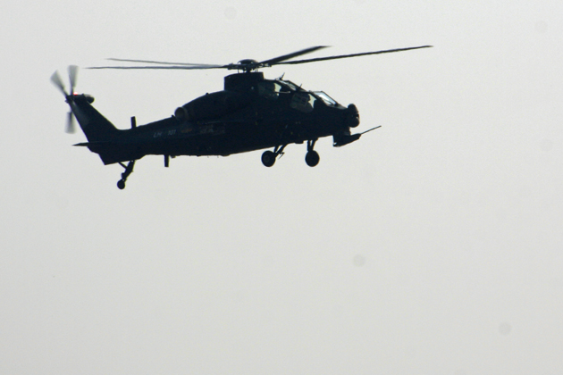 Airshow China 2012: Chinese attack helicopters shown for the first time