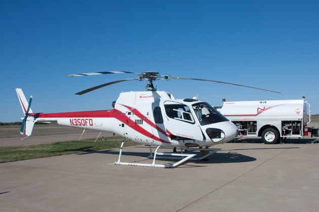 Heli-Expo 2012: Honeywell to establish tracking support centre