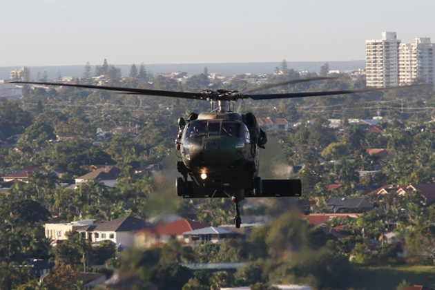 Sikorsky signs Black Hawk maintenance contract with Australian Defence Force