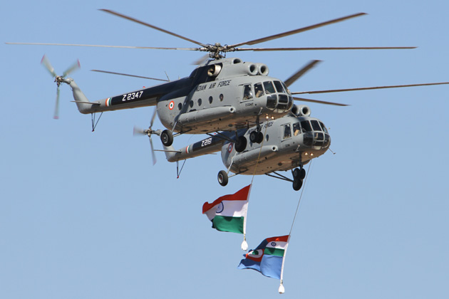 India to buy 48 more Mi-17V-5s