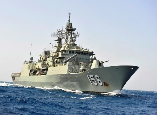 BAE Systems wins RAN ANZAC ASMD contract