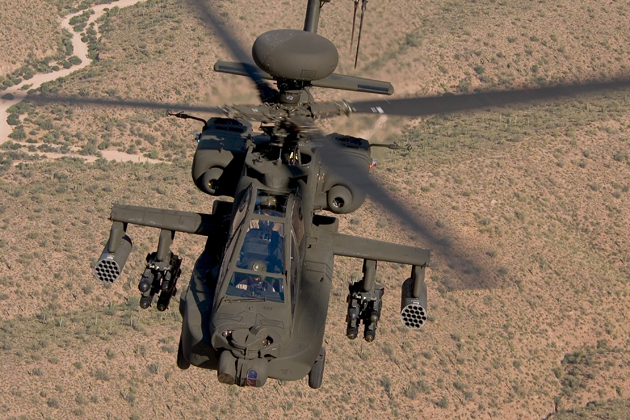 Elbit Systems wins Apache processor award