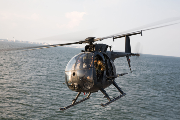 QuadA2012: Special Operations Aviation commander has high hopes for Future Vertical Lift