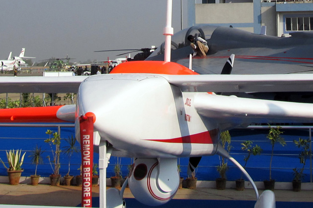 Concerns mount over Indian UAV developments