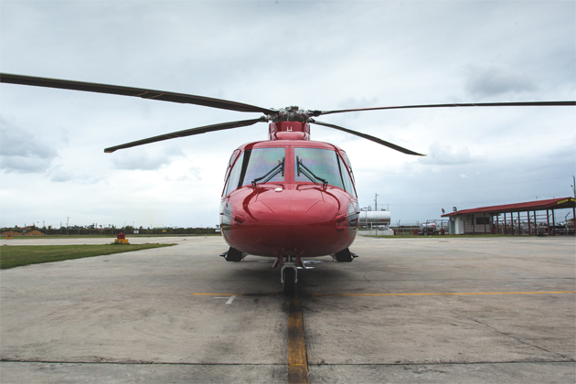 Sikorsky appoints first S-76 CSC in Southeast Asia