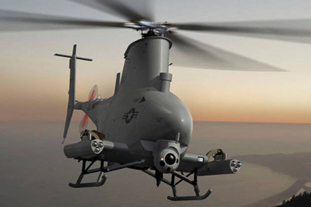 APKWS to be integrated into MQ-8B Fire Scout