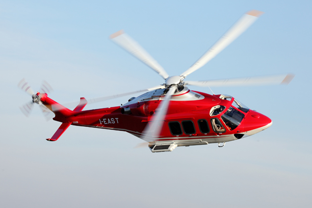 Ex-Im Bank approves loan guarantee for AW139 helicopter export