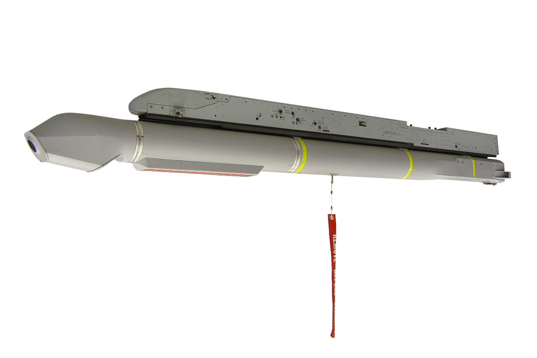 Saab launches BOH countermeasures self protection pod