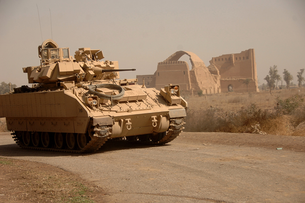 BAE Systems to upgrade Bradley Fighting Vehicles