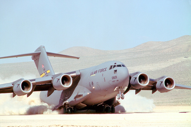 Farnborough 2012: Boeing focuses on aircraft support