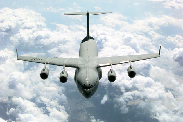 for C-17 sustainment  C 17 Aircraft