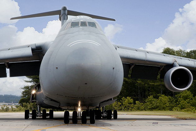 Final AMP C-5 airlifter delivered