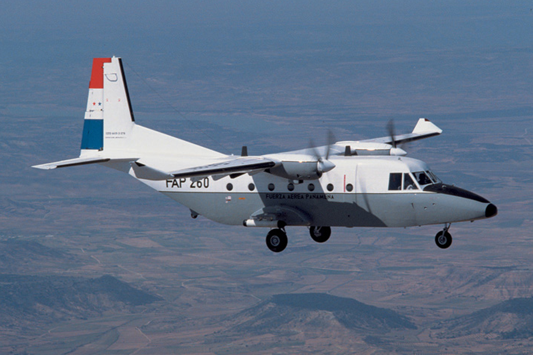 Airbus Military wins C212 support contract extension
