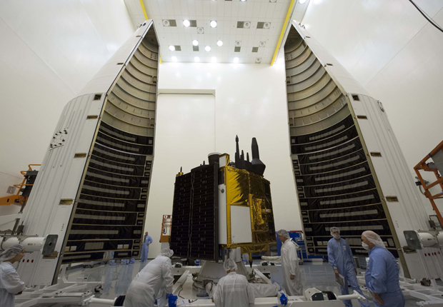 Boeing poised to provide digital payload for GPS III
