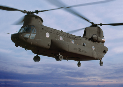 Canadian CH-147F programme reaches development milestone