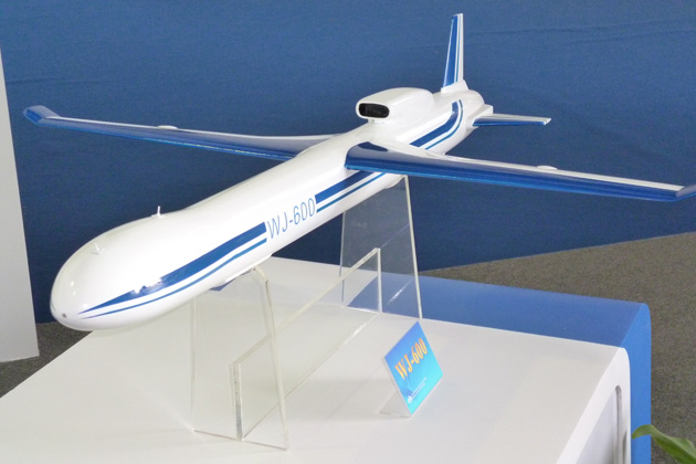 SOFEX 2012: Latest Chinese UCAV debuts in Middle-East
