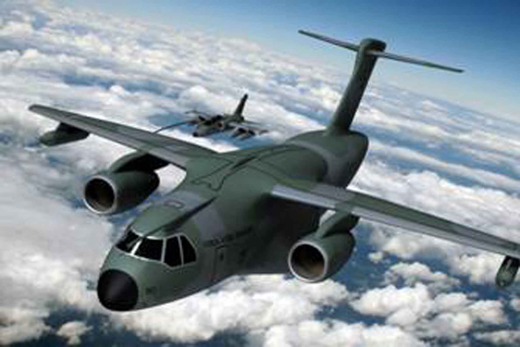 Cobham to supply KC 390 aerial refuelling probe