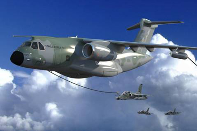 Cobham wins another KC-390 contract