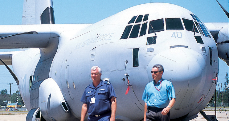 SGA2012: Rolls-Royce helps military customers with fuel management