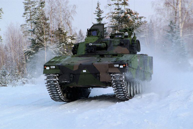 Kongsberg awarded BAE Systems contract