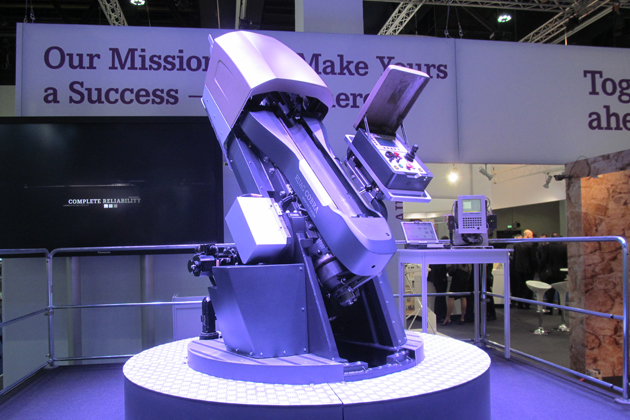 RUAG launches COBRA mortar systems