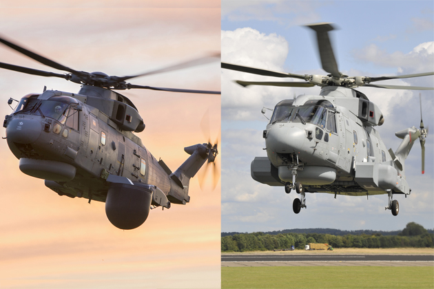 Thales and Lockheed lock horns over Crowsnest