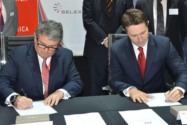 Finmeccanica enters Australian Global Supply Chain programme