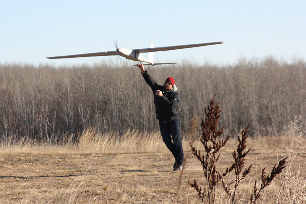 AUVSI 2012: LM demonstrates new small UAS
