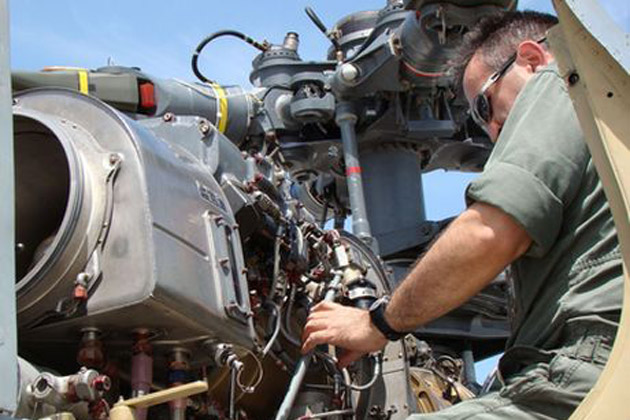 Turbomeca to continue French helicopter engine support