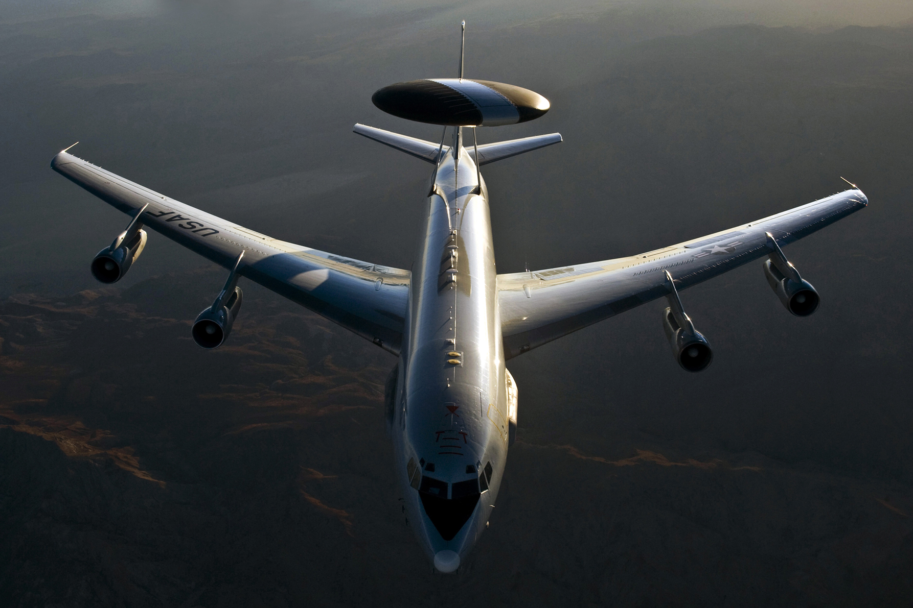 Northrop Grumman wins E-3 E 3