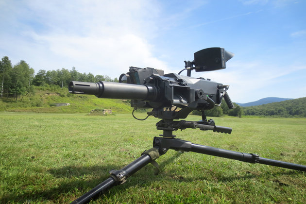 ADF signs grenade launcher contract