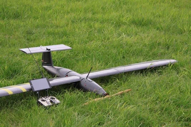UAV prepares for 300km flight