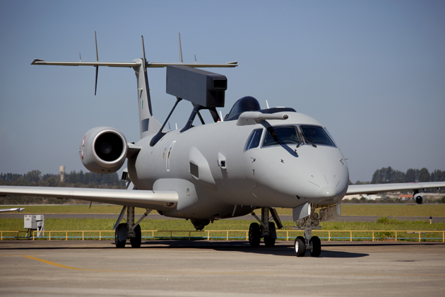 First AEW&C aircraft delivered to India