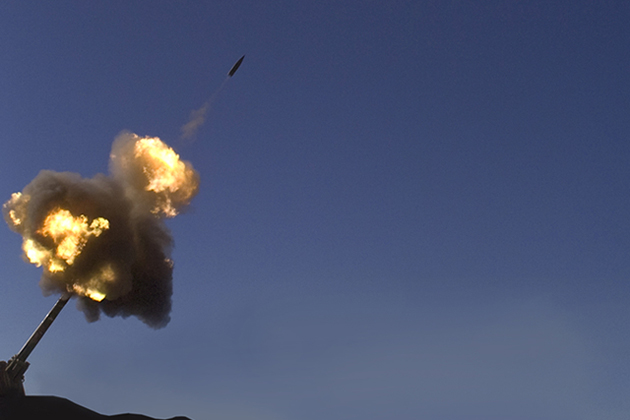 Raytheon receives $54 million Excalibur Ib order