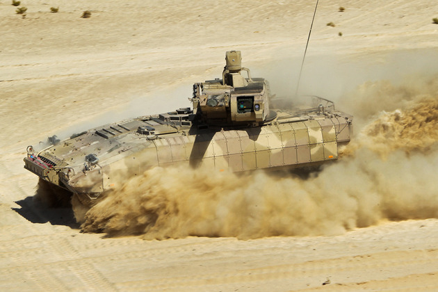 Puma AIFV enters service amid spiralling costs