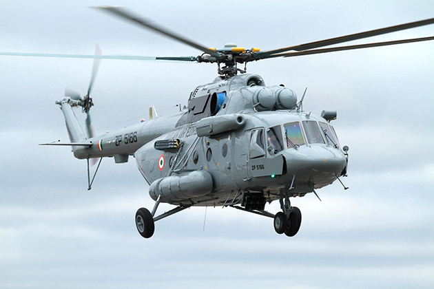 India puts AW101s in storage