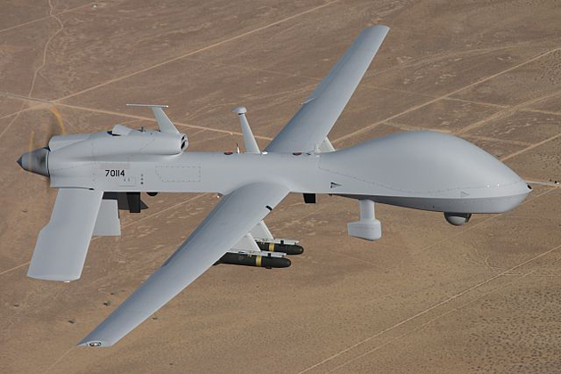 Kratos announces Grey Eagle UAV contract