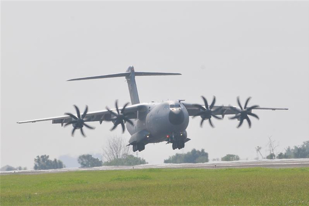 A400M arrives in Indonesia
