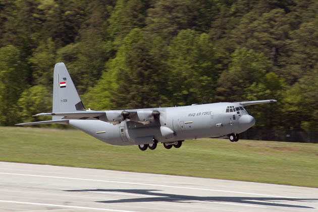 Final three C-130Js for Iraq set for delivery