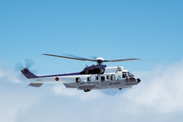EC225 selected by Japanese MOD