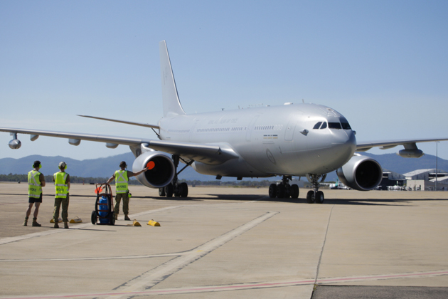 RAAF KC-30A tanker debuts in Exercise Pitch Black