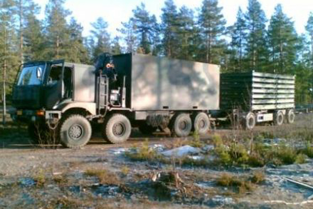 Kenno Tech receives Finnish Armed Forces order