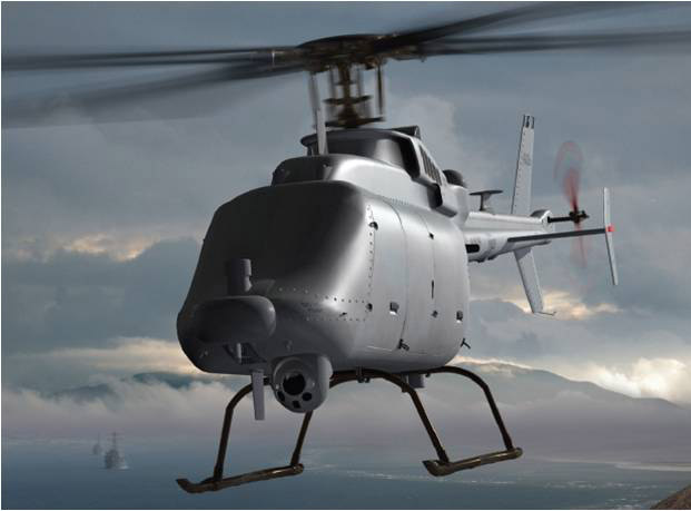 Cubic to produce new MQ-8C data link