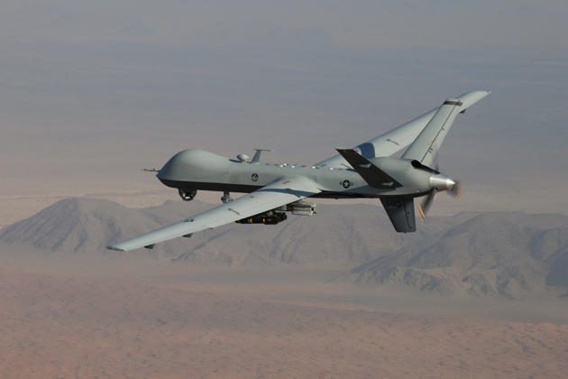 Raytheon to provide MTS-B for MQ-9 Reaper